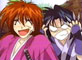 Kenshin is just a magnet for weirdos, isn't he?